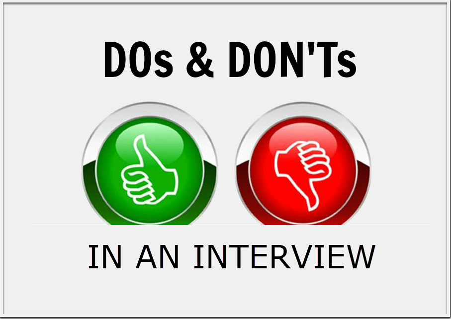 top 20 dos and donts of interviewing in the bio pharma industry pharmalogics recruitingpharmalogics recruiting